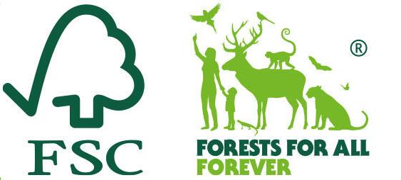 FSC certificerede papkasser