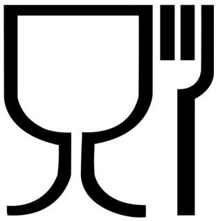 Poser egnet til kontakt med fødevarer